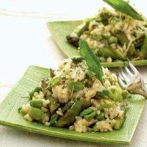 A picture of Delia's Risotto Verde recipe