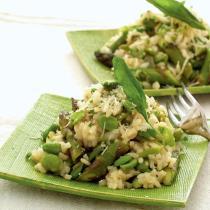 A picture of Delia's Risotto Verde recipe